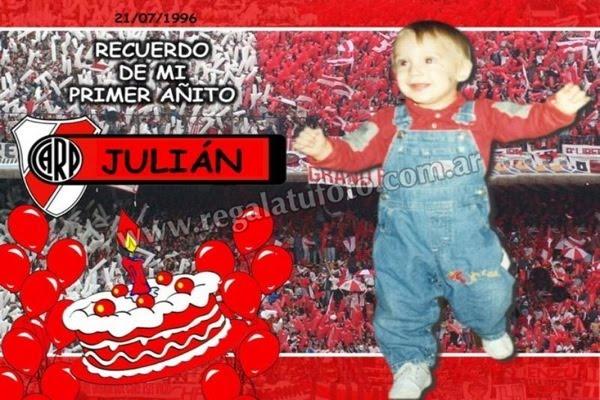 River Plate Modelos De Tarjetas Regalá Tu Foto