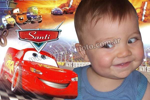 Cars - CU0093 | Regalá tu foto