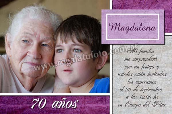 Cumplea os adultos ma0649 regal tu foto - Modelos de tarjetas de cumpleanos para adultos ...
